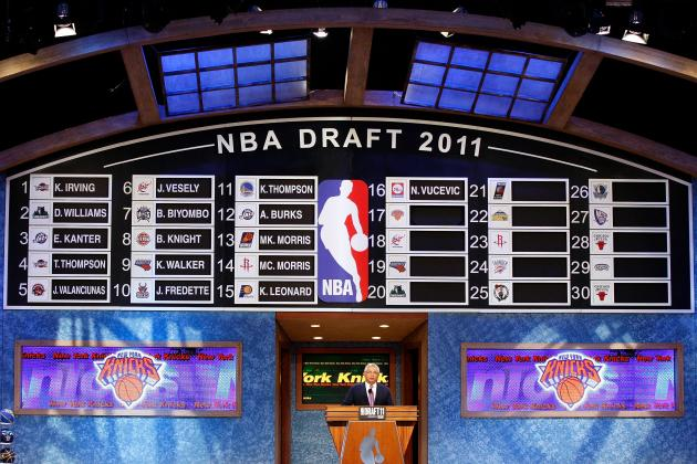 NBA Draft 2012: 5 Players the New York Knicks Should Consider Drafting
