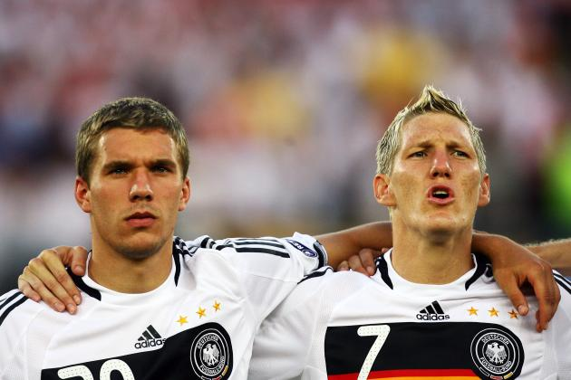 Germany vs. Italy: Scoring the Key Battles in Euro 2012 Semifinal