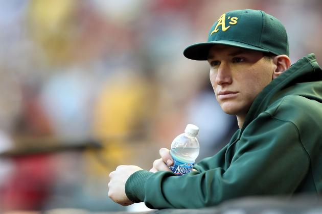 5 Ways to Ensure Jarrod Parker Isn't the Next Oakland A's Stud to Get Traded