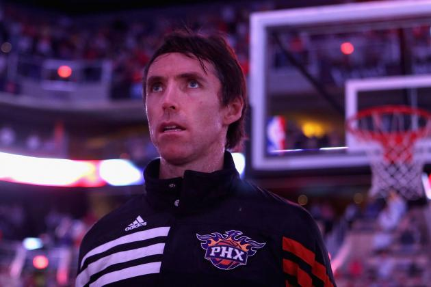 Steve Nash and the 10 Best Distributors in the NBA