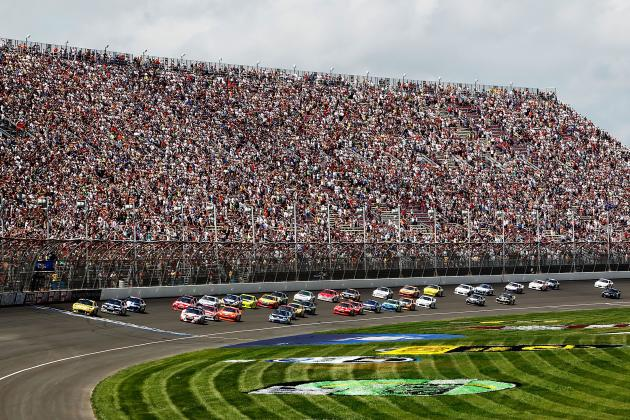 NASCAR: Top 10 Races with the Best Fan Experience