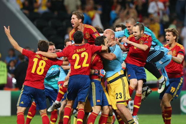 Spain vs. Portugal: 10 Things We Learned from Euro 2012 Semifinal