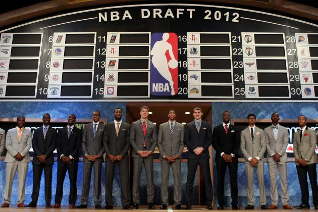 NBA Draft 2012 Results: 10 Rookies Who'll Have Biggest Fantasy Impact
