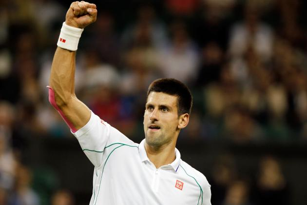 Novak Djkovic and the Greatest Players Under 30