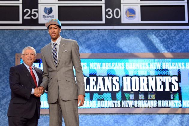 2012 NBA Draft Grades: Grading the Draft Night Suits