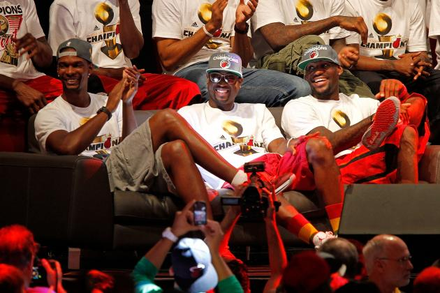 Ray Allen and Senior NBA Players Who Should Title Hunt with Miami Heat in 2013