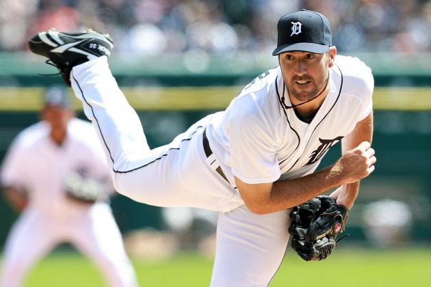 Fantasy Baseball 2012: Top 30 Starting Pitchers from This Point Forward