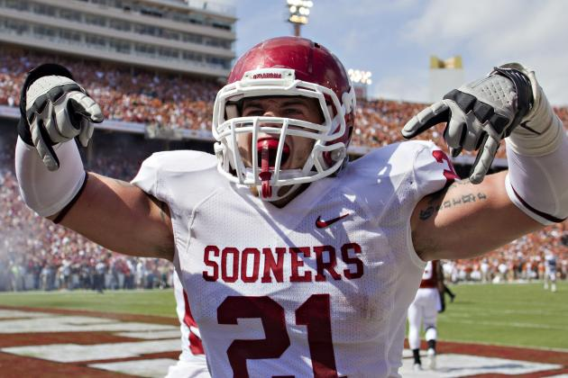 Oklahoma Football: 5 Reasons Sooners Will Rule Big 12 in 2012