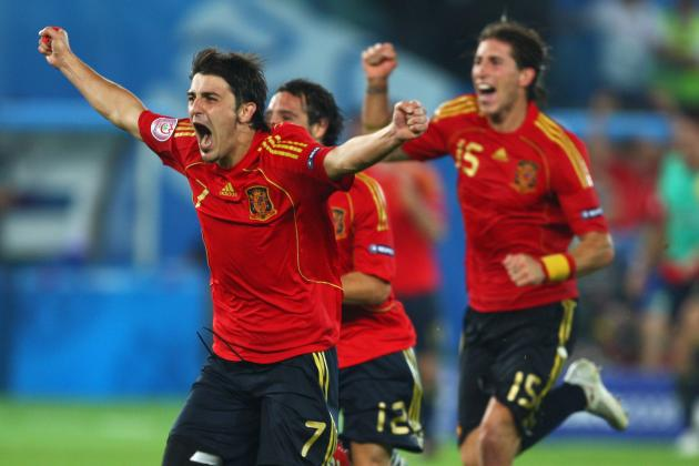 Euro 2012 Final: 10 Reasons Spain vs. Italy Could Be a Classic