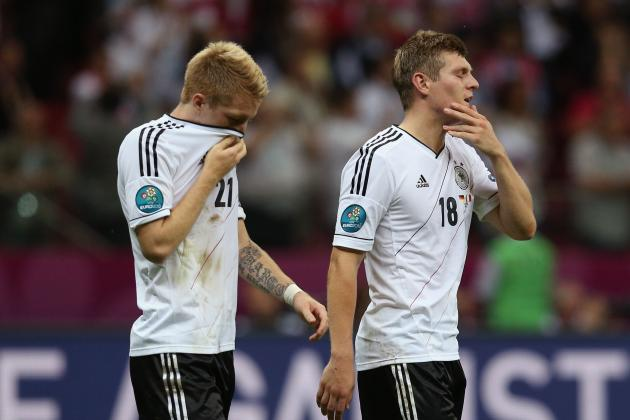 Euro 2012: Where It All Went Wrong for Germany Against Italy