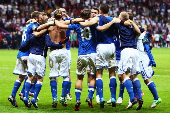 Germany vs. Italy Euro 2012: Grades for Italian Players in Semifinal Win