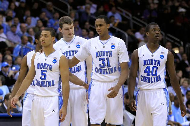 UNC Basketball: Tracking North Carolina Tar Heels in 2012 NBA Draft