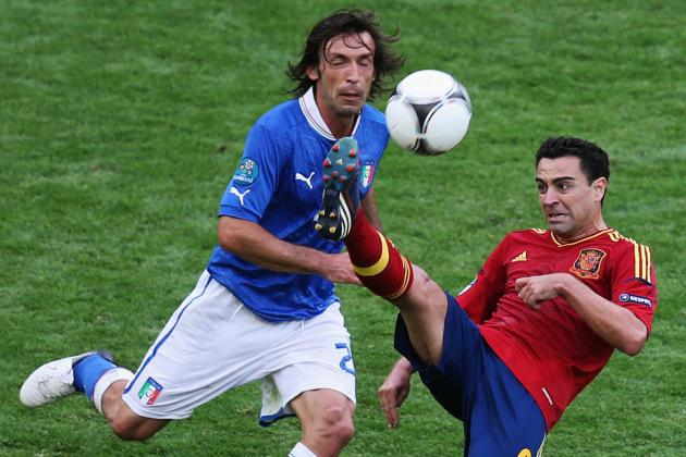 Spain vs. Italy: Key Battles to Watch in Euro 2012 Final