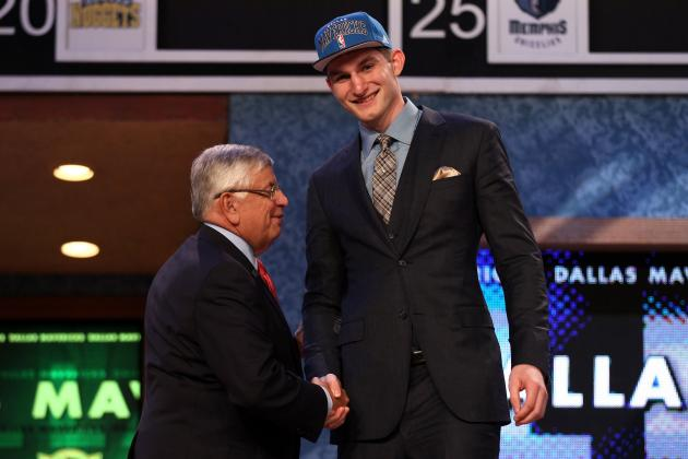 Grading Every Trade from the 2012 NBA Draft