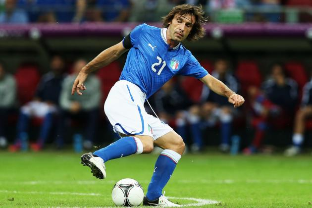 Euro 2012: Ranking Prandelli's Juventus Contingent with Italy so Far