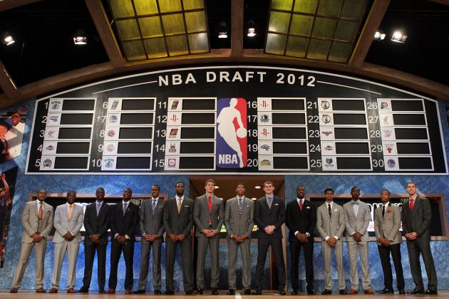 NBA Draft 2012: Instant Recap of Round 1 (Picks 1-10)