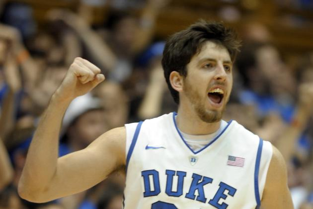 Duke Basketball: How to Turn Ryan Kelly into a Legitimate Blue Devils Star