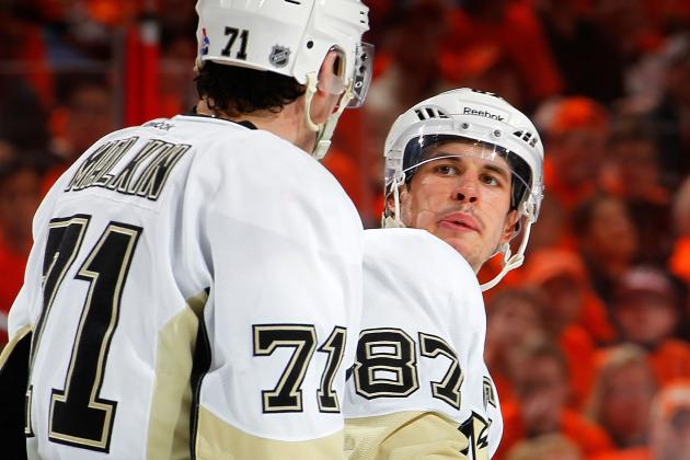 Sidney Crosby: The Most Overpaid Player in Hockey