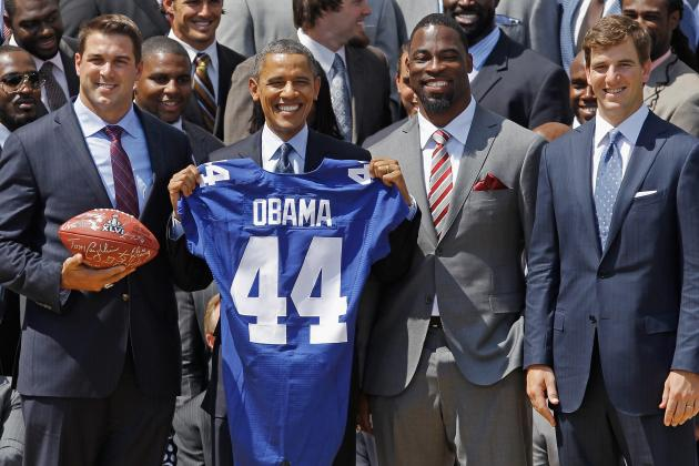 2012 NFL Power Rankings: Pre-Training Camp Edition