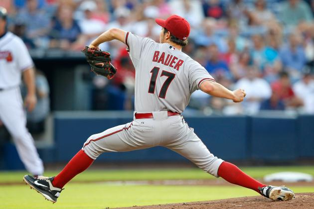 Trevor Bauer: 5 MLB Aces Bauer's Stuff Is Already Superior Than