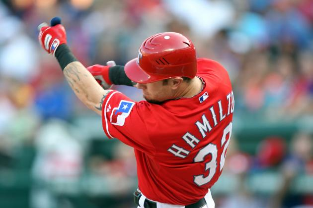Josh Hamilton: What Flaws Are Holding the Texas Rangers Slugger Back?