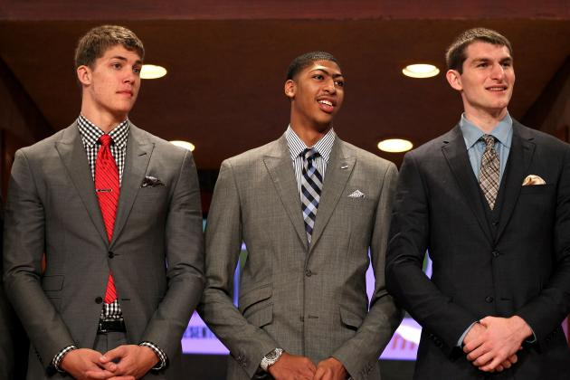 NBA Draft Winners and Losers: Separating the 2012 Lottery Teams