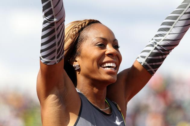 US Olympic Track & Field Team 2012: 5 Best Bets to Win Gold for USA in London