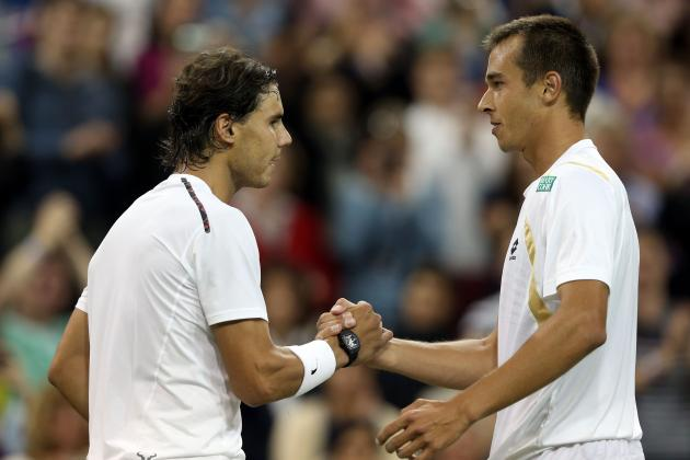 Wimbledon 2012: Updated Men's Odds Following Rafael Nadal's Shocking Upset