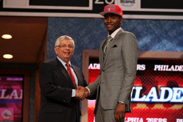 Philadelphia 76ers: Grading How Philly Fared in the 2012 NBA Draft