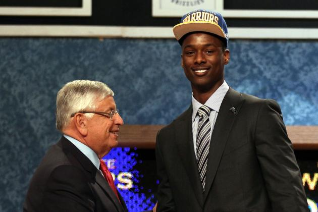 Golden State Warriors: Full Grades for the Dubs' 2012 NBA Draft