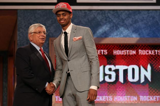 Houston Rockets: Grading Houston's 2012 NBA Draft Decisions