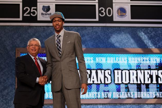 Anthony Davis: 10 Bold Predictions for New Orleans Hornets Rookie