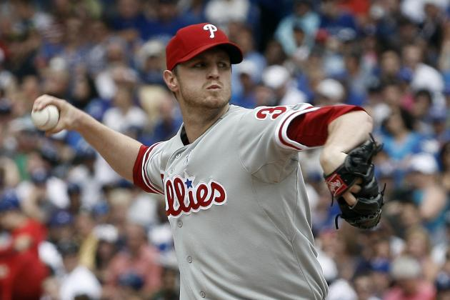 Philadelphia Phillies: 4 In-House Names to Replace Kyle Kendrick in the Rotation