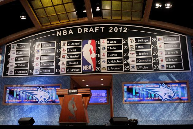 NBA Draft 2012 Grades: 4 Teams That Flunked the 2nd Round