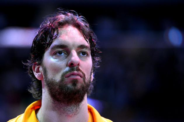NBA Trade Rumors: Latest Buzz Surrounding Pau Gasol
