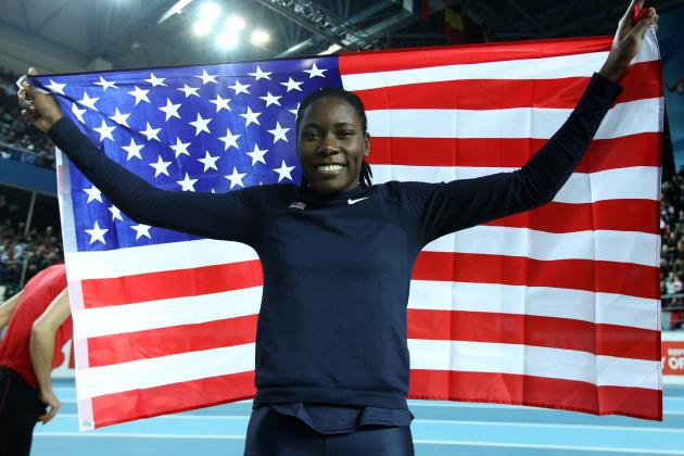 US Olympic Track Team 2012: 10 Things You Should Know About Brittney Reese