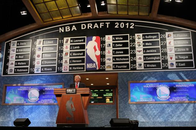 NBA Draft 2012 Grades: Who Settled, Who Went All In?