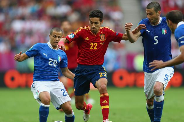 Euro 2012 Final Preview: Italy vs. Spain