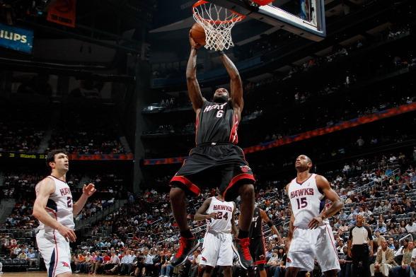 2012 NBA Season: Power Ranking the 10 Best Alley-Oops