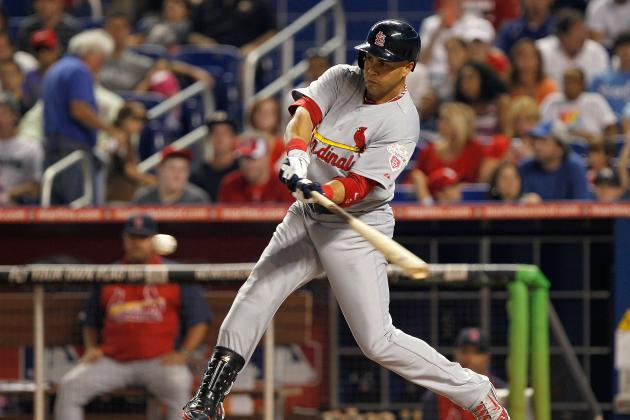 St. Louis Cardinals: Top Award Recipients at the All-Star Break