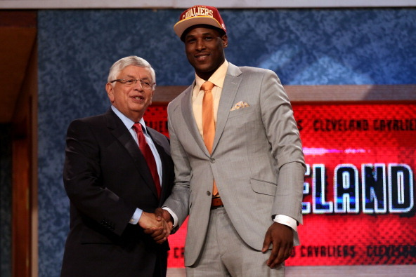 NBA Draft 2012: Each First-Rounder's Biggest Competition for a Starting Spot