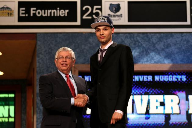 NBA Draft 2012: Video Breakdowns of Every International Player Drafted