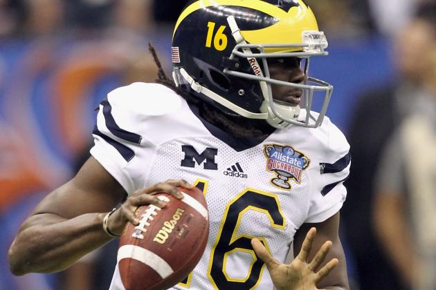 Michigan Wolverines Football 2012: Game by Game Predictions and Season Surprises