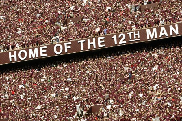 10 College Football Fanbases That Should Be Nervous for 2012