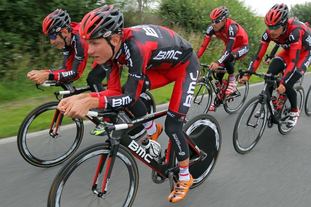 Tour De France 2012: 7 Stages That Will Separate the Leaders from the Field
