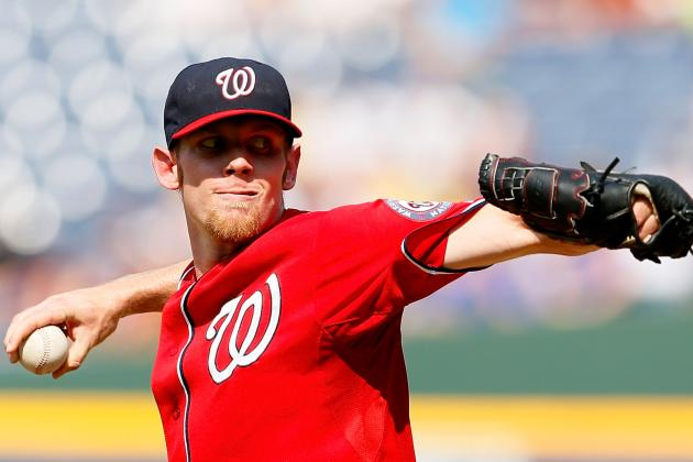 MLB Trade Scenarios: 7 SPs Nats Can Acquire to Replace Strasburg in September
