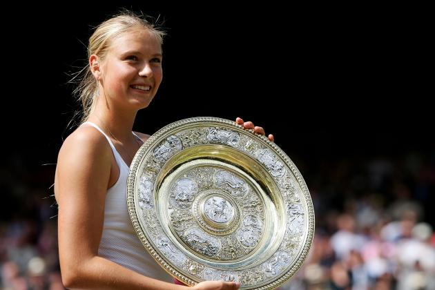 US Open 2012: Maria Sharapova, the Making of a Champion Part 1