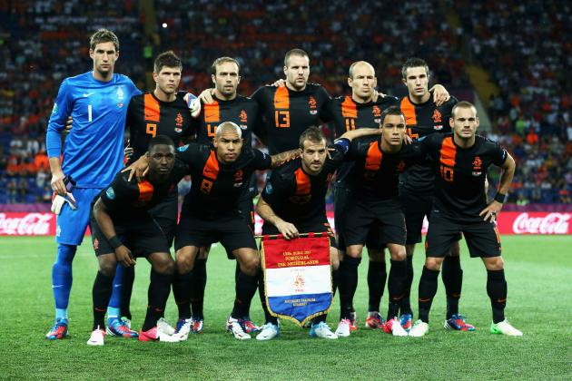 Picking a Worst XI from Euro 2012