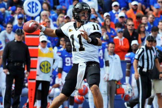 Vanderbilt Football: 5 Offensive Difference Makers for 2012