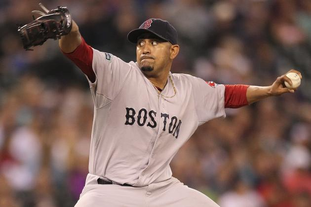 Boston Red Sox: 5 Most Surprising 2012 Performances